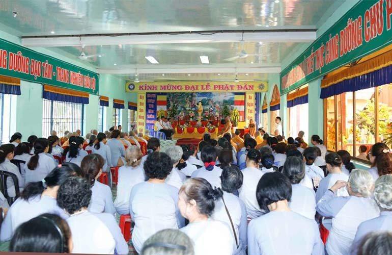 Q.7, 8 triển khai kế hoạch Đại lễ Phật đản, An cư