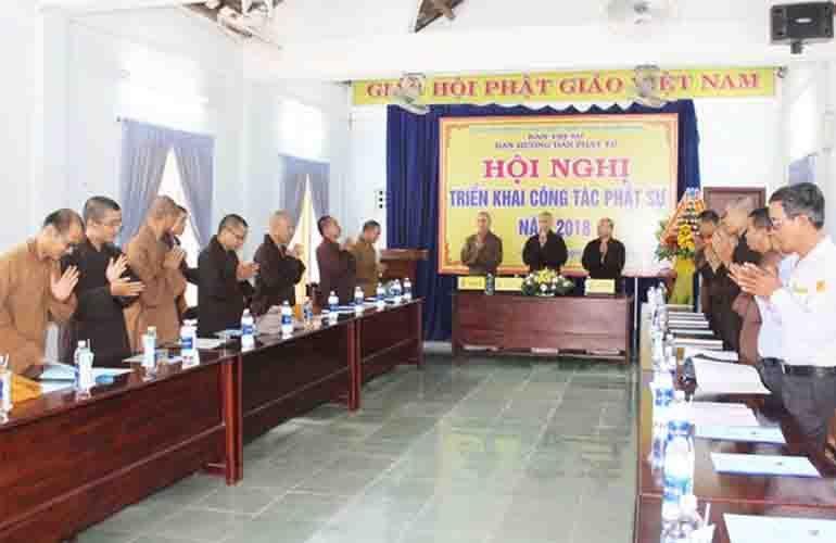 Ra mắt Ban HDPT Phật giáo Quảng Nam