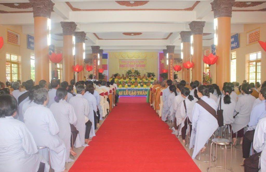 Tây Ninh: Khánh thành chùa Linh Nghĩa Hiệp Long